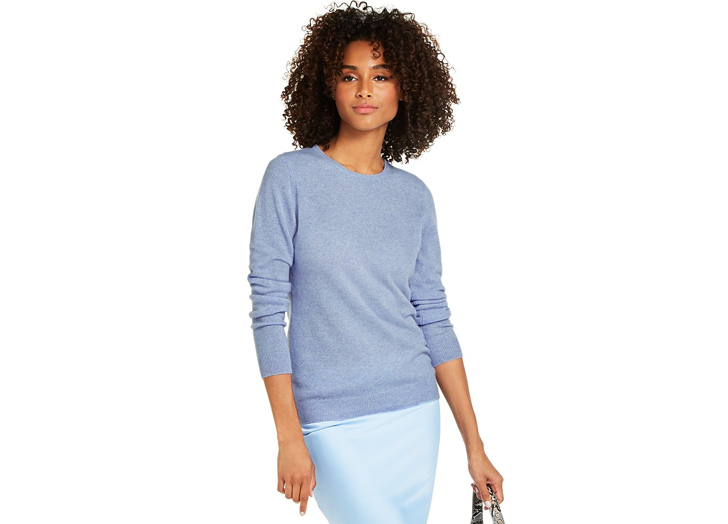 It's Never Too Early to Buy Cashmere—Especially When This