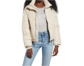 """<p>$95</p><p><a class=""""link rapid-noclick-resp"""" href=""""https://go.redirectingat.com?id=74968X1596630&url=https%3A%2F%2Fwww.nordstrom.com%2Fs%2Ftopshop-lorrcan-puffer-jacket%2F5721191&sref=https%3A%2F%2Fwww.prevention.com%2Fbeauty%2Fstyle%2Fg29473259%2Fbest-winter-coats%2F"""" rel=""""nofollow noopener"""" target=""""_blank"""" data-ylk=""""slk:SHOP NOW"""">SHOP NOW</a></p><p>We love this trendy puffer jacket—for the look <em>and</em> the price. If you can never keep white (or in this case, cream) things clean, consider the black or """"rose"""" colorways instead. It <strong>measures 22 inches in length, </strong>has pockets to boot, and is machine washable. </p>"""