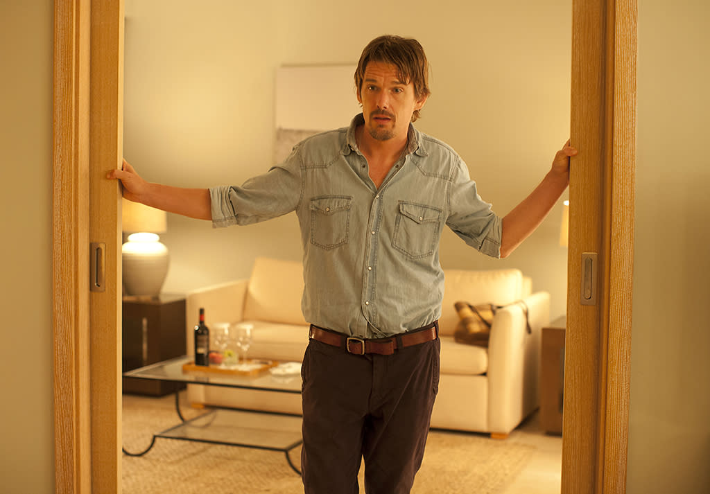 "Ethan Hawke in Sony Pictures Classics' ""Before Midnight"" - 2013"