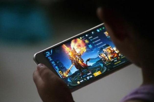 China communist party mouthpiece slams Tencent game; shares slide