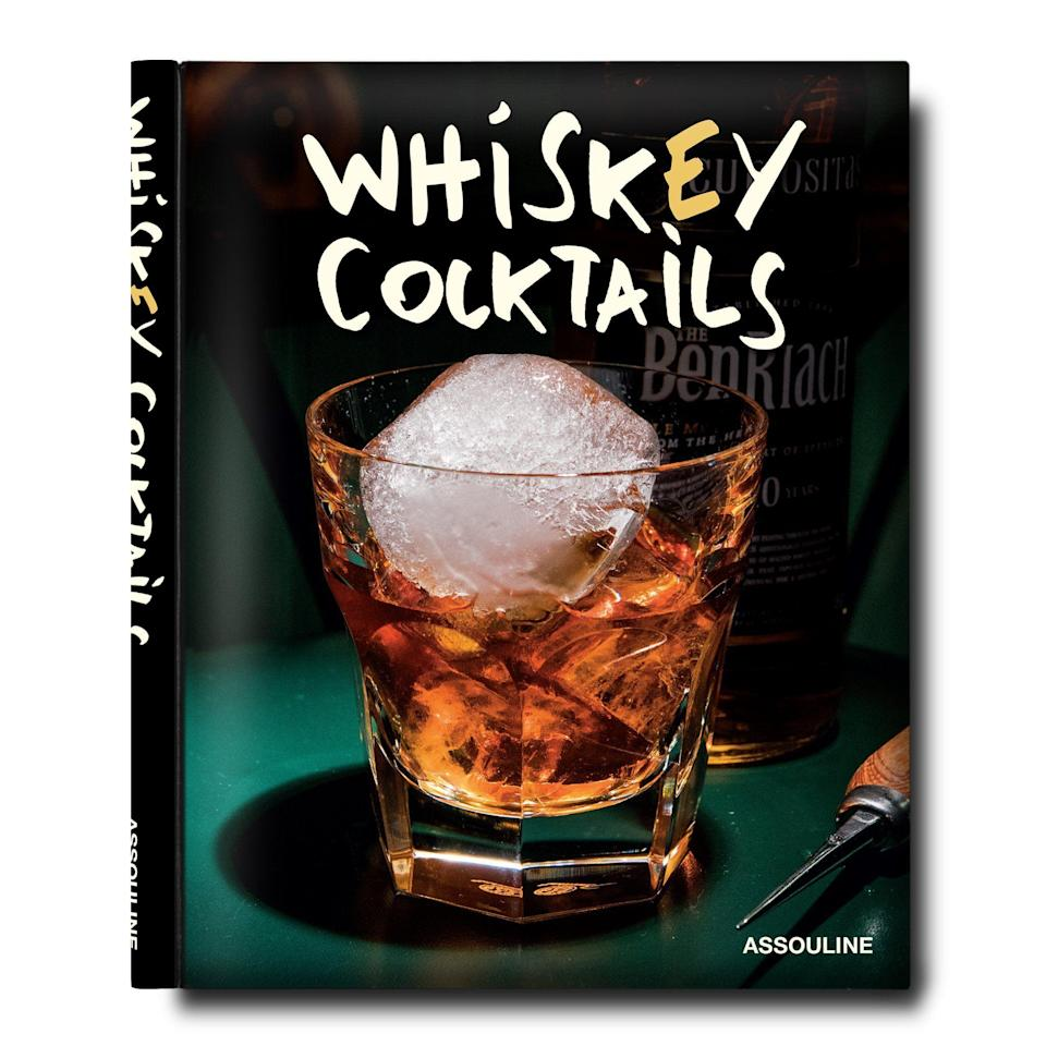 "<p><strong>Whiskey Cocktails</strong></p><p>assouline.com</p><p><strong>$50.00</strong></p><p><a href=""https://go.redirectingat.com?id=74968X1596630&url=https%3A%2F%2Fwww.assouline.com%2Fproducts%2Fwhiskey-cocktails&sref=https%3A%2F%2Fwww.harpersbazaar.com%2Ffashion%2Ftrends%2Fg4473%2Fmens-holiday-gift-guide%2F"" rel=""nofollow noopener"" target=""_blank"" data-ylk=""slk:Shop Now"" class=""link rapid-noclick-resp"">Shop Now</a></p><p>For the man who loves his whiskey, here's a cocktail recipe book to go with his favorite bottle. </p>"