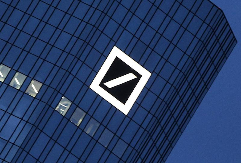 US authorities are investigating German banking giant Deutsche Bank over alleged money laundering in Russia, people familiar with the matter said (AFP Photo/Daniel Roland)