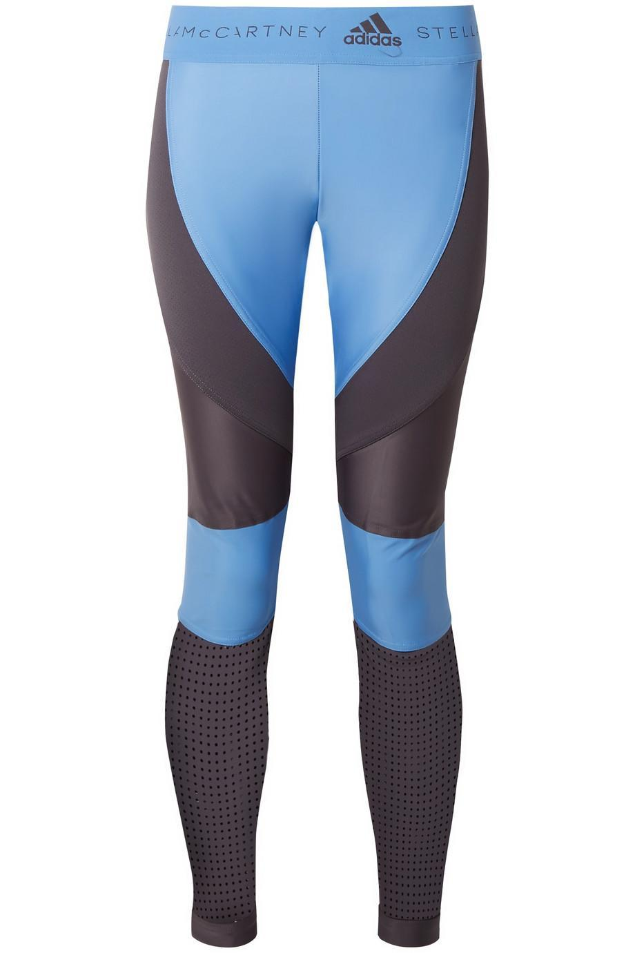 """<p>If like us you're in dire need of a good excuse to hit the gym then look no further. Stella McCartney's coveted sportswear has graced the sale and we're starting with these leggings. <em><a href=""""https://www.net-a-porter.com/gb/en/product/996556/adidas_by_stella_mccartney/mesh-paneled-climalite-stretch-leggings"""" rel=""""nofollow noopener"""" target=""""_blank"""" data-ylk=""""slk:Shop now"""" class=""""link rapid-noclick-resp"""">Shop now</a>.</em> </p>"""
