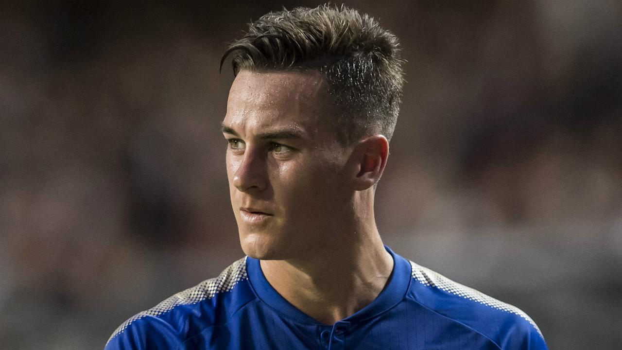 Tom Lawrence has completed a move from Leicester City to Derby County in a deal that could reportedly reach £7million.