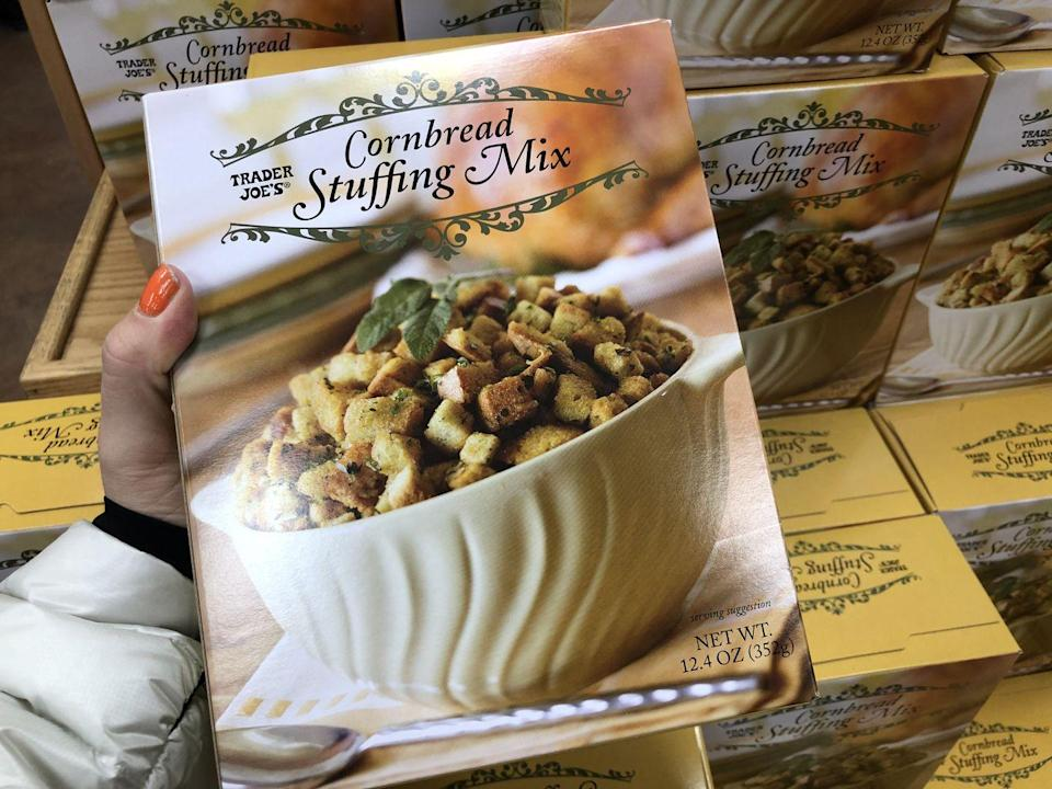 <p>If you're tired of your tried and true recipe, this stuff should be a great change of pace.</p>