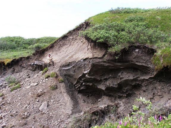 Sunlit Permafrost Unleashes Carbon at Faster Pace