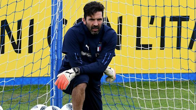 The Juventus legend's inclusion has attracted criticism but he was bullish over his national team return for Friday's showdown with Argentina
