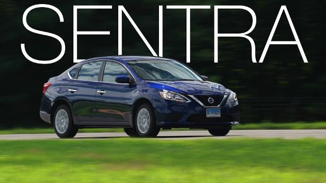 The Nissan Sentra is far from a stand out in the compact car segment. With a mundane ride, vague handling and optional safety equipment, the Sentra struggles to keep up with competitors from Honda and Toyota.