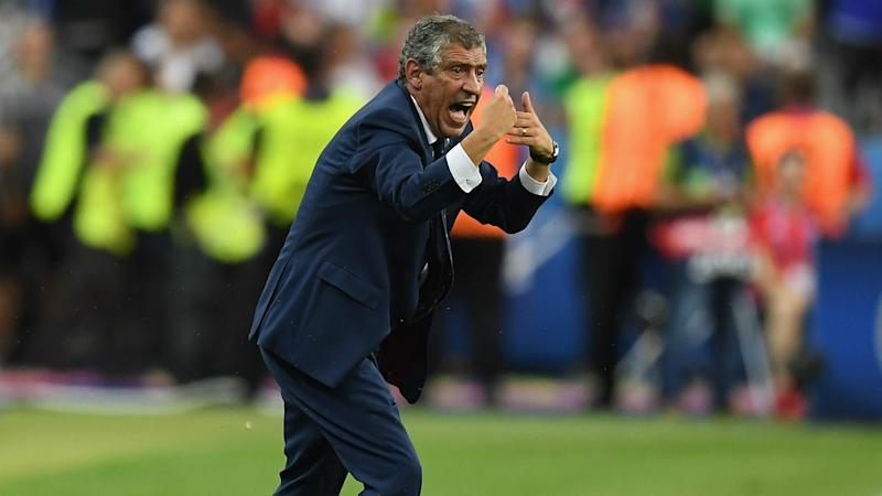 Santos: Portugal have five finals left