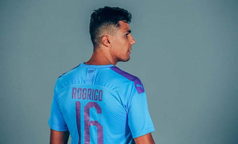 Rodri is considered to be the next Sergio Busquets and has been signed as a potential replacement for the aging Fernandinho. Reuters