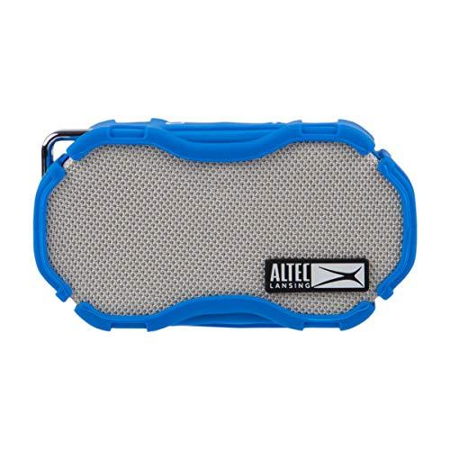 Altec Lansing Baby Boom- Wireless, Bluetooth, Waterproof Speaker, Floating, IP67, Portable Speaker, Strong Bass, Rich Stereo System, Microphone, Hyper Mesh, 30 ft Range, Lightweight, 6-Hour Battery (Amazon / Amazon)