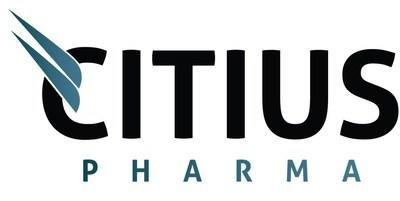 Citius Pharmaceuticals, a late-stage biopharmaceutical company (PRNewsfoto/Citius Pharmaceuticals, Inc.)