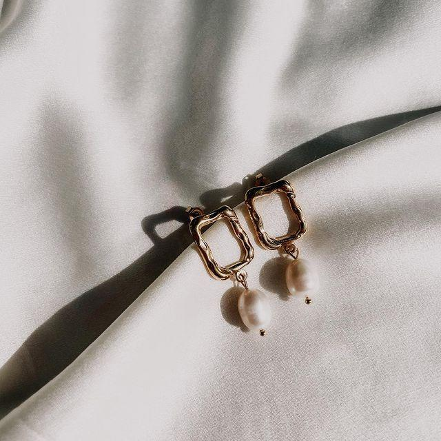 """<p>Alicia Sandve launched her elegantly trendy jewelry line during the pandemic with the intention of giving back ($1 from each purchase goes to women-focused initiatives) — but a full $10 from the purchase these Fifth Ave earrings goes towards anti-Asian-hate initiatives.</p> <p><strong>Buy It! </strong>Fifth Ave earrings, $49; <a href=""""https://heymaeve.com/products/fifth-ave-earrings?_pos=1&_sid=4a1489647&_ss=r"""" rel=""""nofollow noopener"""" target=""""_blank"""" data-ylk=""""slk:heymaeve.com"""" class=""""link rapid-noclick-resp"""">heymaeve.com</a></p>"""