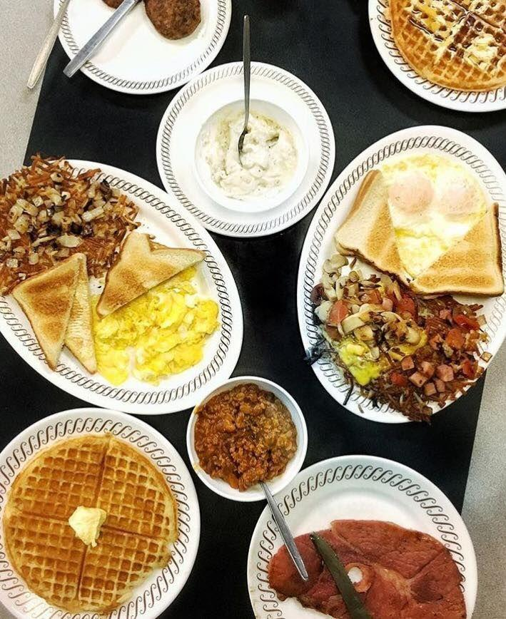 "<p>Open since 1955, the <a href=""https://www.wafflehouse.com/"" rel=""nofollow noopener"" target=""_blank"" data-ylk=""slk:Waffle House"" class=""link rapid-noclick-resp"">Waffle House</a> is more of a cultural establishment than just a local fast food spot. Its first location in Georgia is open 24 hours a day and every new shop since then has kept the same hours. You can spot them by their popular yellow-and-black sign alongside highways and roads in most southern states. </p>"
