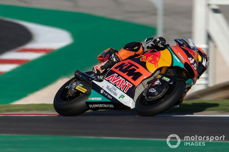 "Tetsuta Nagashima, Red Bull KTM Ajo<span class=""copyright"">Gold and Goose / Motorsport Images</span>"