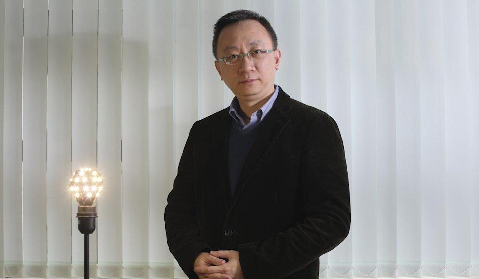 Francis Fong, president of the Hong Kong Information Technology Federation, warns people that those using the fake interfaces may be accused of the offence of accessing a computer with criminal or dishonest intent. Photo: May Tse