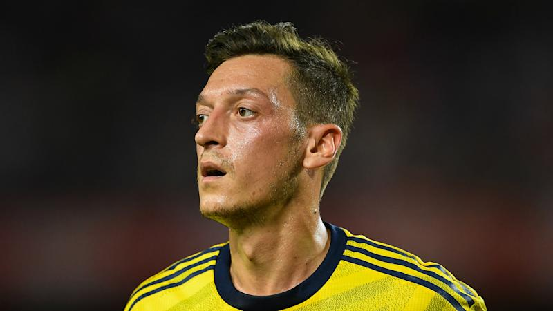 Man jailed for 10 years for attempted robbery of Ozil and Kolasinac
