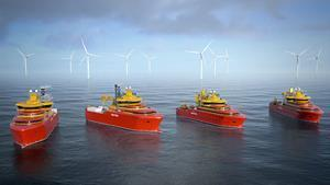 Edda Wind selects MacGregor for a further two Offshore Wind Service Vessels