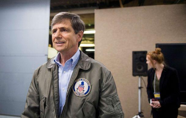 PHOTO: Former Rep. Joe Sestak leaves after the Senate Democrats primary debate in Pittsburgh, April 5, 2016. (Bill Clark/CQ-Roll Call,Inc. via Getty Images, FILE)