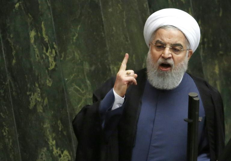 Iran's parliament has expressed dissatisfaction with President Hassan Rouhani's answers to its questions over his handling of the deteriorating economy just two days after impeaching his economy minister