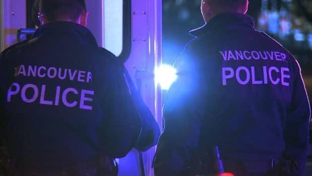 Vancouver police are investigating after a man was killed in the Downtown Eastside on Sunday. (Gian-Paolo Mendoza/CBC - image credit)