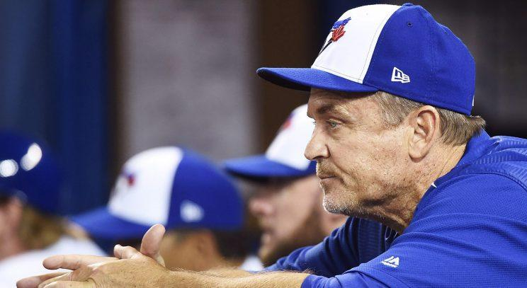 Blue Jays, MLB, Toronto Blue Jays, John Gibbons