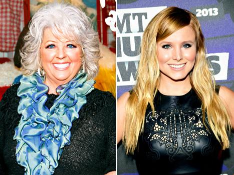 Paula Deen Cries on the Today Show, Kristen Bell Proposes to Dax Shepard: Today's Top Stories