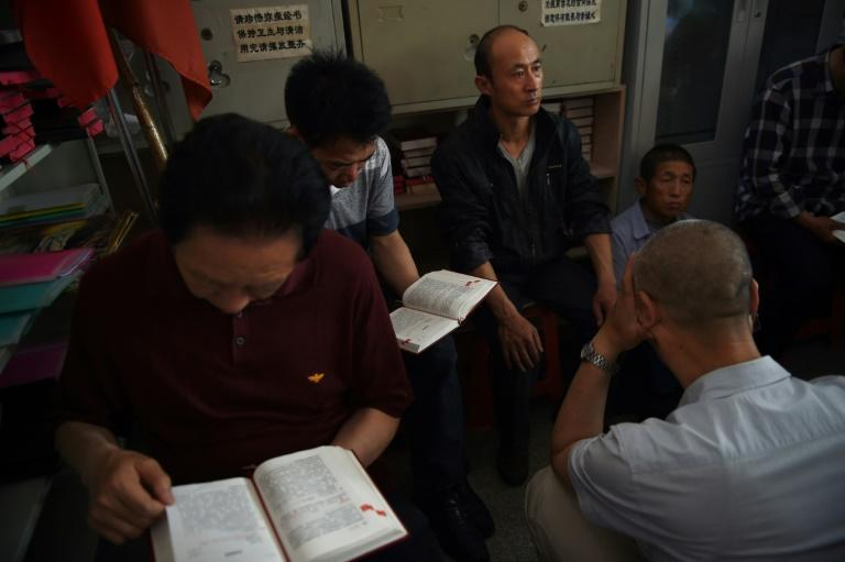 China is home to 12 million Catholics, with believers having for decades been forced to choose between state-run Chinese Catholic Patriotic Association or non-sanctioned churches loyal to the Pope