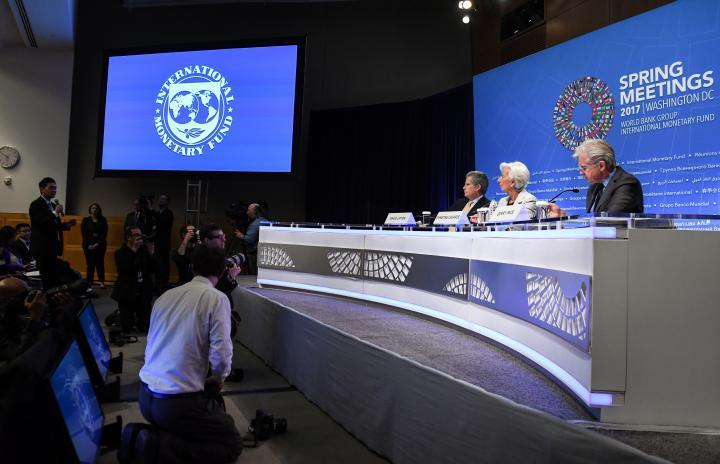 L'intervento di Christine Lagarde agli Spring Meetings dell'IMF