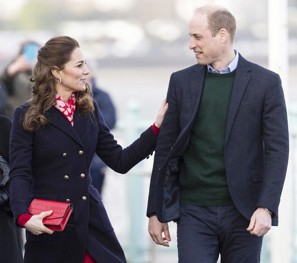 Kate Middleton and Prince William | Mark Cuthbert/UK Press via Getty
