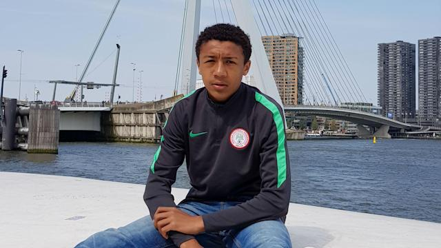 The 14-year-old is among the players invited for the African Youth Games billed for Algiers in July