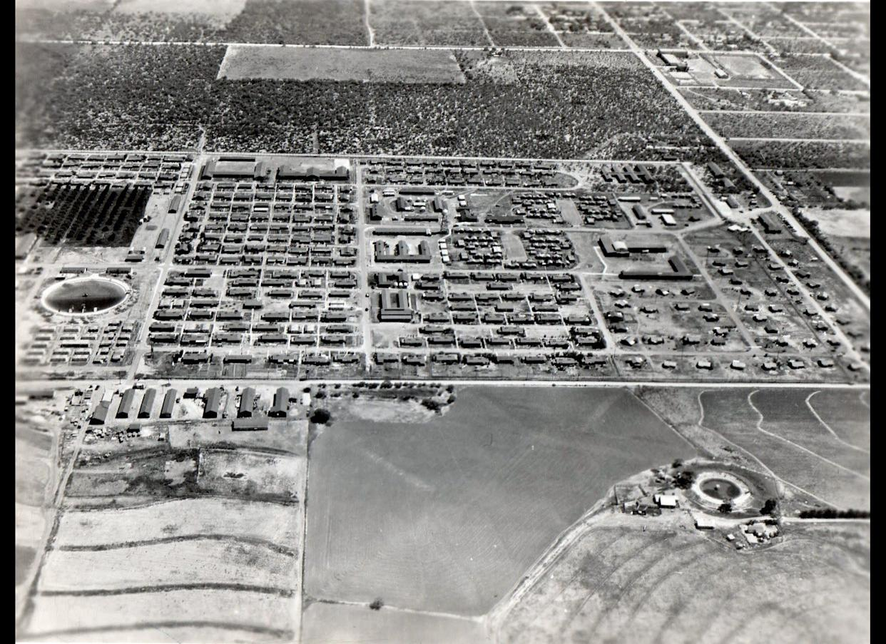 The Texas Historical Commission is hoping to get the Crystal City site on the National Register of Historic Places, a designation that could help ensure its preservation. Japanese, Germans and Italians, both foreign nationals and foreign-born American citizens were rousted from their homes and shipped to camps almost immediately after the attack on Pearl Harbor.