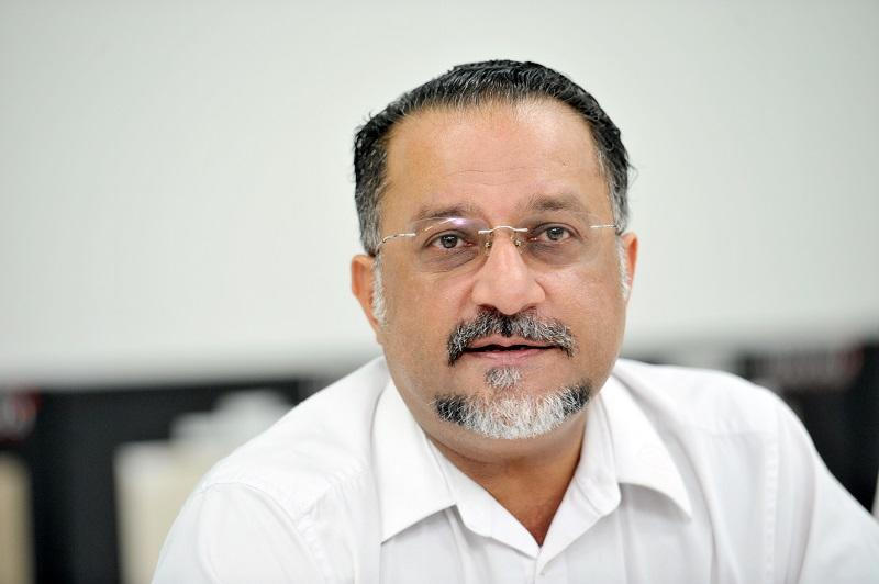 Jagdeep Singh Deo said all infrastructure projects under Phase One of PTMP will proceed after obtaining the relevant approvals. — Picture by KE Ooi