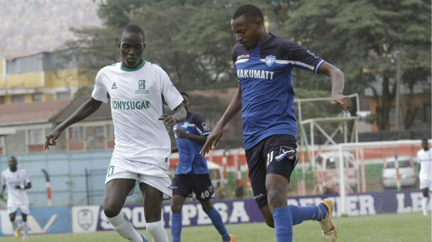 <p>Former Nakumatt Captain ready to impress at Tusker</p>