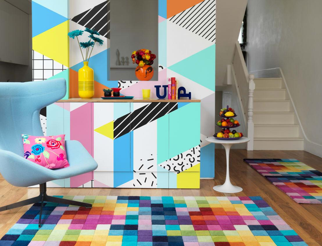 7 home decor styles that are back in a big way for Living room 80s