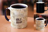 """<p><strong>Morphing Mugs</strong></p><p>amazon.com</p><p><strong>$18.99</strong></p><p><a href=""""http://www.amazon.com/dp/B00Z8QVYGA/?tag=syn-yahoo-20&ascsubtag=%5Bartid%7C1782.g.4511%5Bsrc%7Cyahoo-us"""" rel=""""nofollow noopener"""" target=""""_blank"""" data-ylk=""""slk:BUY NOW"""" class=""""link rapid-noclick-resp"""">BUY NOW</a></p><p>I solemnly swear I am up to no good.</p>"""