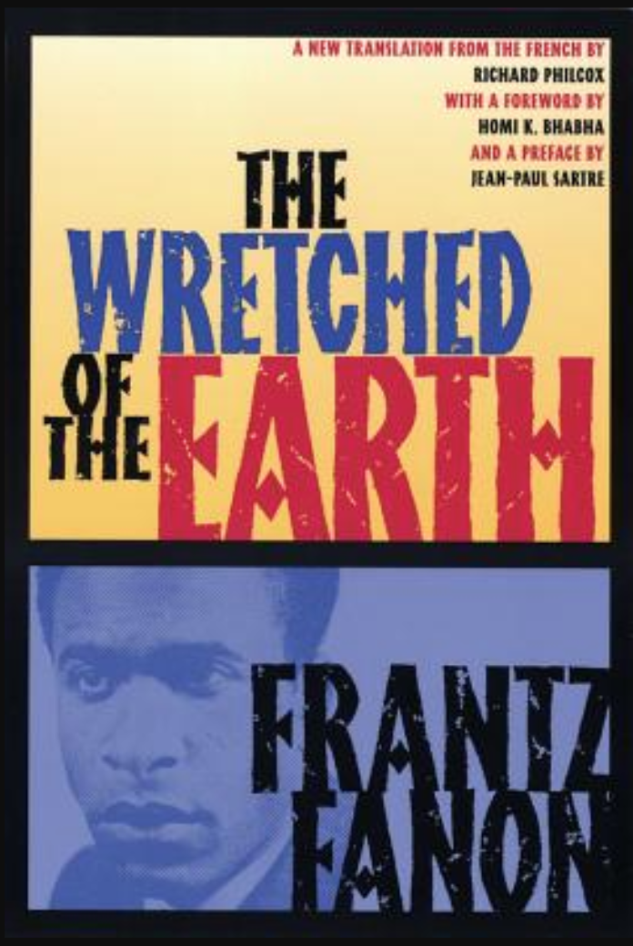 """<p><strong>Frantz Fanon</strong></p><p>bookshop.org</p><p><strong>$14.72</strong></p><p><a href=""""https://go.redirectingat.com?id=74968X1596630&url=https%3A%2F%2Fbookshop.org%2Fbooks%2Fthe-wretched-of-the-earth-9780802141323%2F9780802141323&sref=https%3A%2F%2Fwww.menshealth.com%2Fentertainment%2Fg33521784%2Fyahya-abdul-mateen-ii-reading-list%2F"""" rel=""""nofollow noopener"""" target=""""_blank"""" data-ylk=""""slk:BUY IT HERE"""" class=""""link rapid-noclick-resp"""">BUY IT HERE</a></p>"""