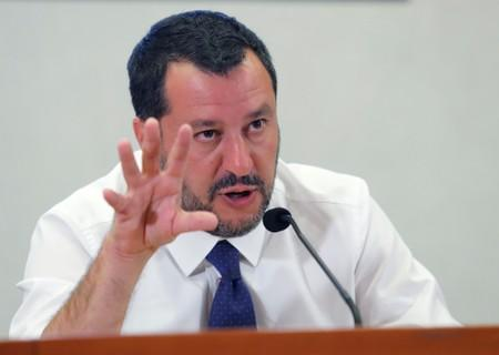 Italy's Salvini to respond to parliament over Russia case