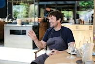 """Rene Redzepi, chef and co-owner of Noma says: """"I'm really excited. I need this. I need to have guests again. I need to feel like I'm here and I'm doing something"""""""