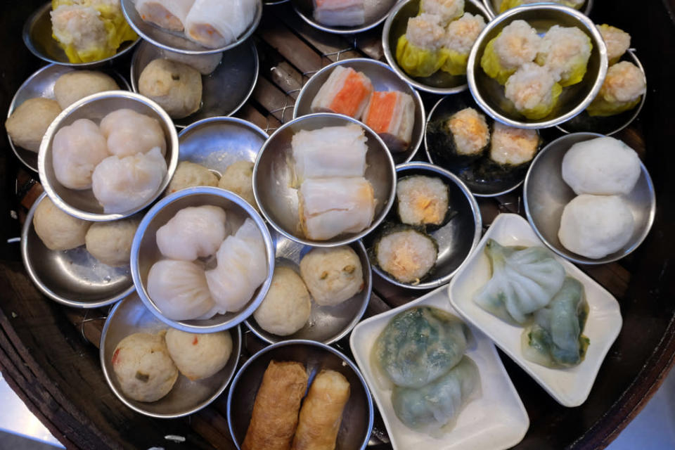 Various choices of traditional Cantonse-style dim-sum made fresh every day. — Picture by Steven Ooi KE