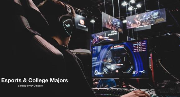 GYO Score is measuring the college interests of high school esports players.
