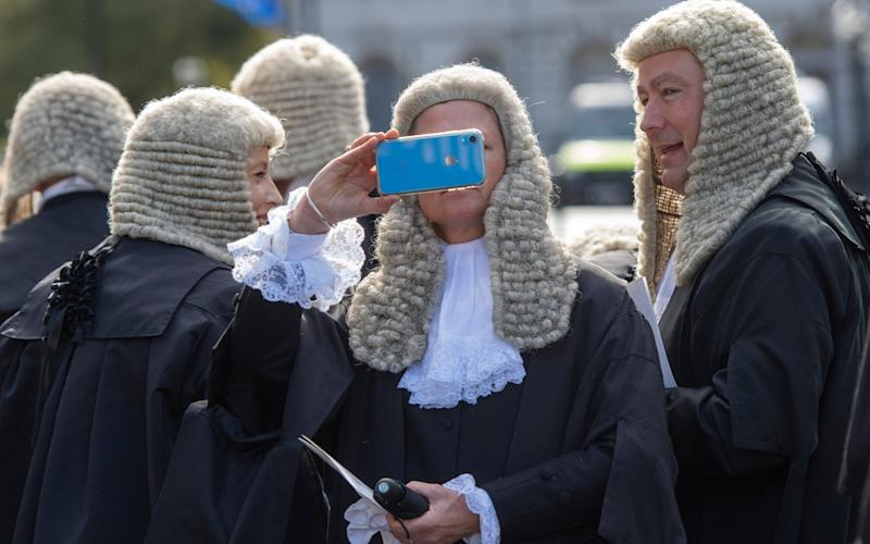 Electricians now earn more than young criminal barristers says Sir Richard Henriques