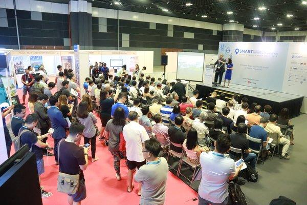 Hosted by REA Group Asia, SMART Expo ushered in its 15th anniversary on 30 and 31 March 2019 at Suntec Singapore Convention & Exhibition Centre, with exhibitors around the globe participating