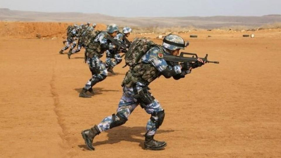China is helping Afghanistan set up mountain brigade to fight terrorism