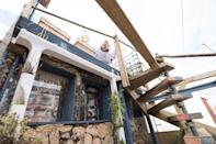 <p>ECO:<br>The Bee Eco Shed – owned by George Smallwood in Sheffield (Picture: Shed of the Year) </p>