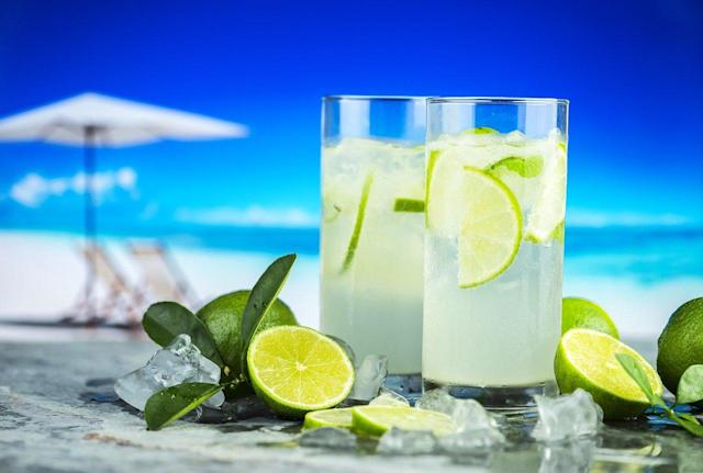 Citrate, a component of citric acid, paradoxically makes urine less acidic and may even break up small stones. Drinking lemon water not only gets you citrate, but also the water you need to help prevent or flush out stones.
