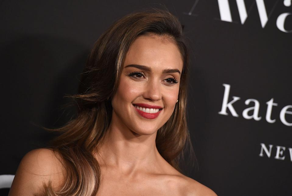 <p>Jessica Alba earns 2.6 million as wellness brand The Honest Company goes public</p> (Getty Images)