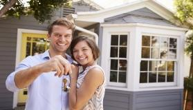 Buying a home? Buy it on your wife's name
