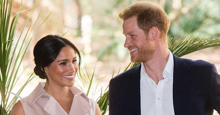 Harry & Meghan Will Lead Star-Studded Concert To Increase Vaccine Availability