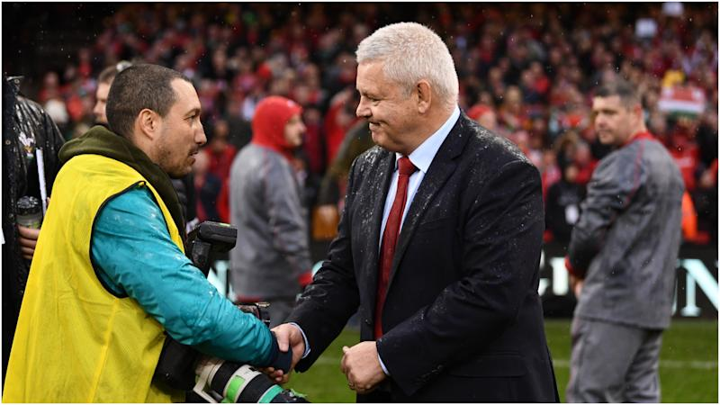Uk Basketball: Gatland Urges Wales To Continue Hard Work After His Departure